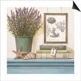 Seaside Lavender Posters by Arnie Fisk
