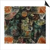 Stage Scenery Prints by Paul Klee