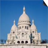 Sacre Coeur in Paris Posters by M. Neugebauer