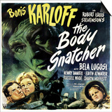 The Body Snatcher, Boris Karloff (Top), Sharyn Moffett (Bottom, Right), 1945 Posters