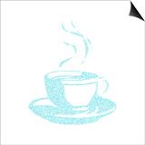 Coffee 5 Print by Stella Bradley