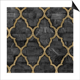 Mother of Pearl Ebony Poster by  Regina-Andrew Design