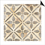 Natural Moroccan Tile 1 Posters by Hope Smith
