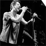 Shane Macgowan Irish Pop Singer the Pogues, 1988 Plakát