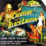 Creature From the Black Lagoon, 1954 Prints