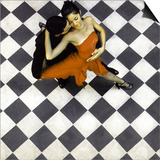 Tango Dancers, Buenos Aires, Argentina Poster by Miva Stock