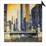 Chicago Vibe Prints by  GI ArtLab