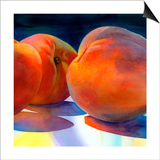 Just Peachy Prints by Terri Hill