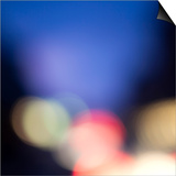 Blurred Lights Abstract 3 Prints by Paul Edmondson