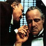 The Godfather, Salvatore Corsitto, Marlon Brando, 1972 Prints