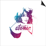 Atomic Prints by Manuel Rebollo