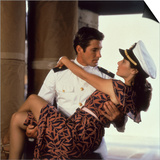 An Officer And A Gentleman, Richard Gere, Debra Winger, 1982 Art