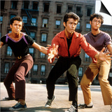 West Side Story, George Chakiris, 1961 Prints