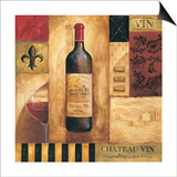 Chateau Vin Prints by Gregory Gorham