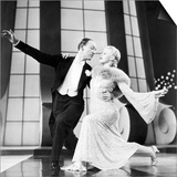 Follow The Fleet, Fred Astaire, Ginger Rogers, 1936 Print