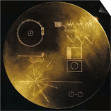 NASA's Voyager 1 and 2 Spacecraft Were Launched in the 1977 and Still Functioning, Now 14 and 11 Posters