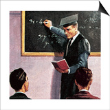Teaching Algebra Posters by  English School