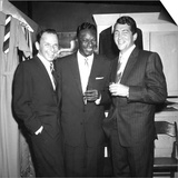 Nat King Cole Prints by Howard Morehead