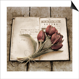 Estate Tulips Prints by Cristin Atria