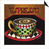 Espresso Prints by Jennifer Garant