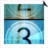 Film Countdown 4 Prints by Stella Bradley