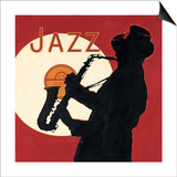 Cool Soul Jazz Prints by Marco Fabiano
