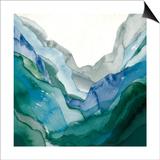 Emerald Quartz B Poster by  GI ArtLab