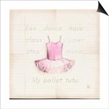 Ballet Tutu Posters by Lauren Hamilton