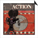 Ready Set Action Art by Sandra Smith