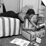 Maya Angelou Poster von G. Marshall Wilson