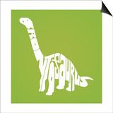 Brontosaurus Posters