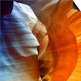 Antelope Canyon - Page - Arizona - United States Prints by Philippe Hugonnard