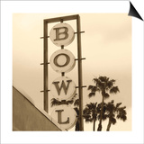 Bowl Sign Prints by Walter Robertson