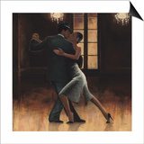 Studio Tango Art by Myles Sullivan