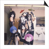 KISS - Japan Tour 1977 Prints by  Epic Rights