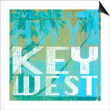 Key West 3 Posters by Cory Steffen