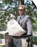 Steve McQueen - The Thomas Crown Affair Print