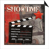 Showtime Prints by Sandra Smith