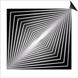 Modern Geometrics B Prints by  GI ArtLab