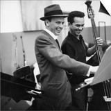 Frank Sinatra, - 1958 Prints by Howard Morehead