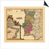 1710, Portugal Prints