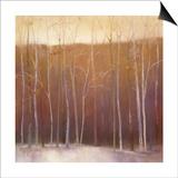 Winter Leaves Prints by Teri Jonas