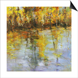 Reflections of a Changing Season Prints by Tim Howe