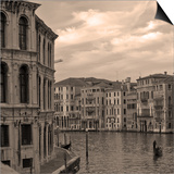 Gondolas and Palazzos II Prints by Rita Crane