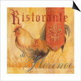 Ristorante Prints by Angela Staehling