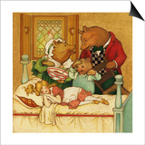 Goldilocks and the Three Bears Posters