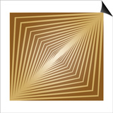 Modern Geometrics C Poster by  GI ArtLab
