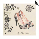 Le Shoe Lace Posters by Marco Fabiano