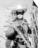 Clayton Moore - The Lone Ranger Prints
