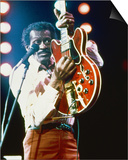 Chuck Berry Prints